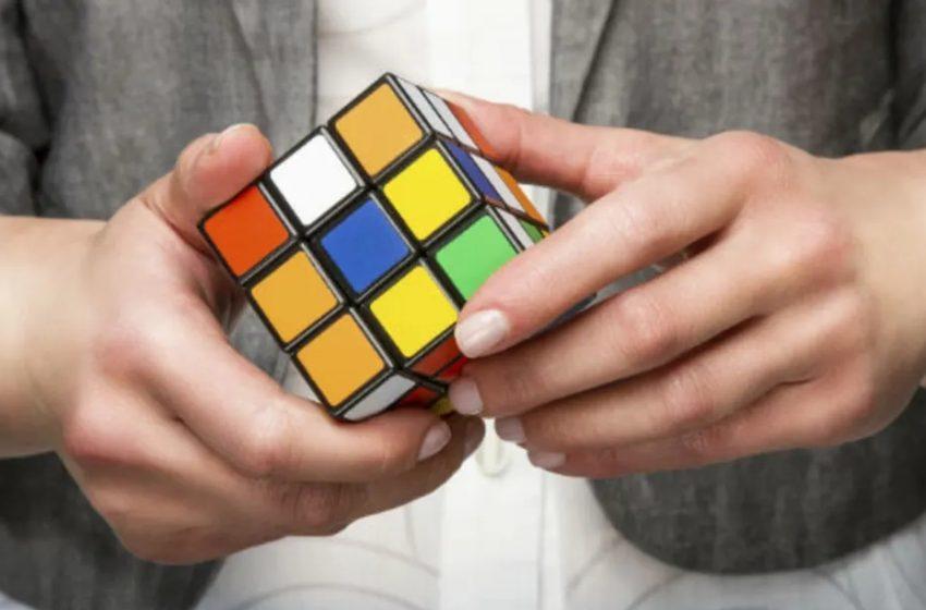 Konkurs układania kostki Rubika oraz rozwiązywania sudoku