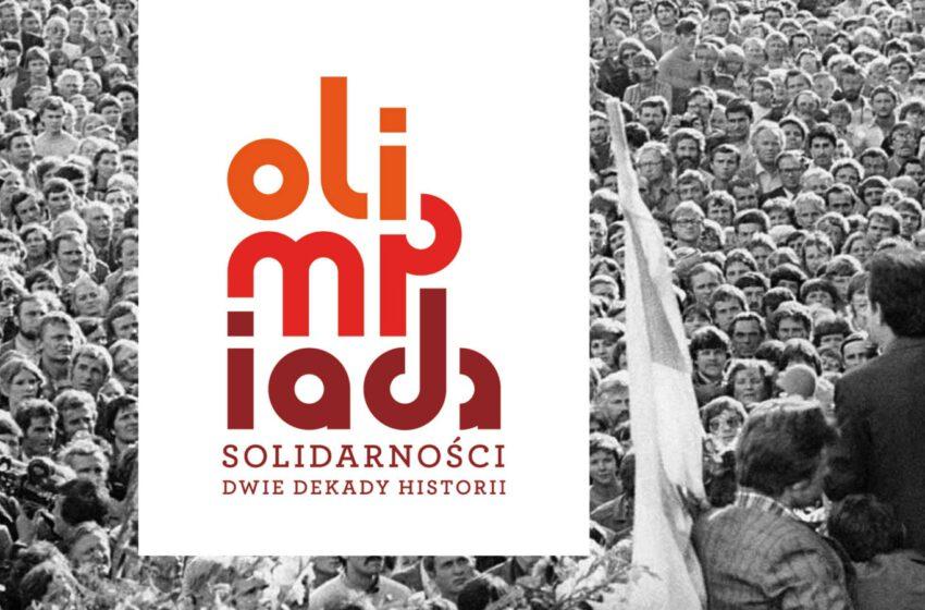Olimpiada Solidarności. Dwie dekady historii. VII edycja
