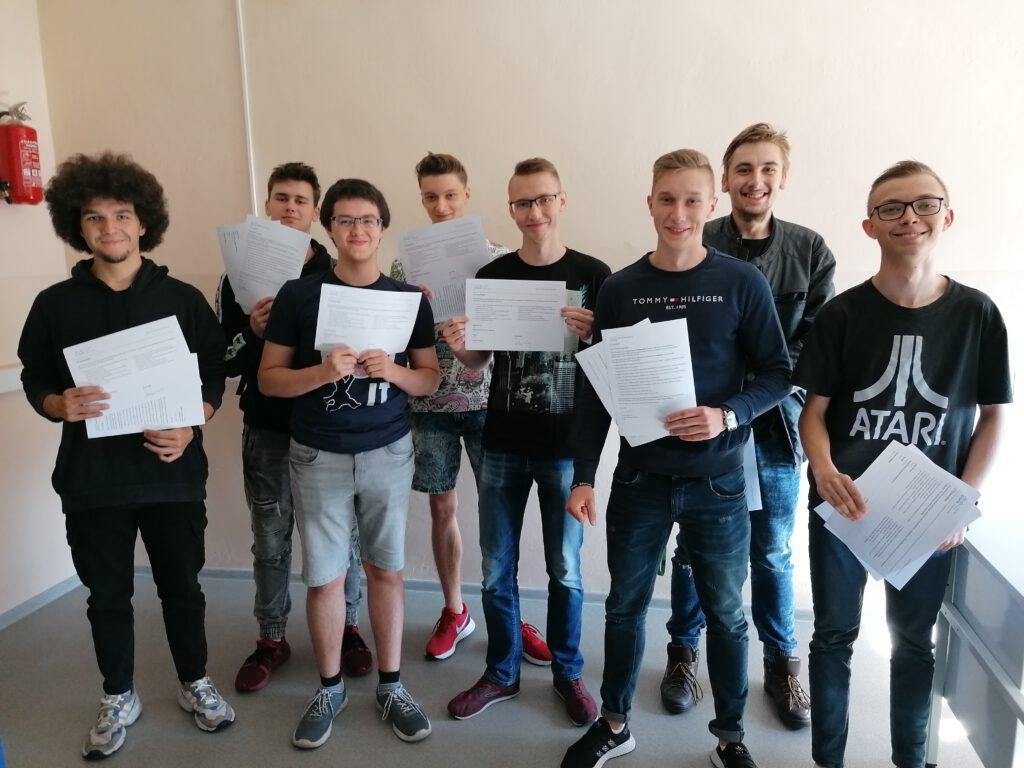 IT Essentials - ukończenie kursu - ZSŁ wGliwicach