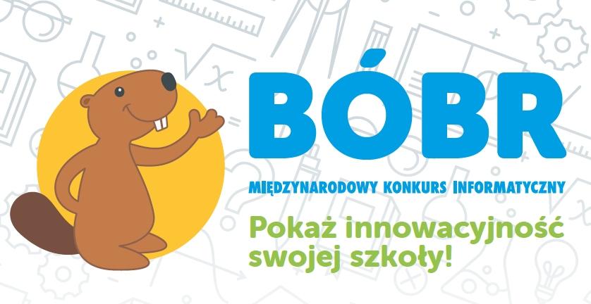 Międzynarodowy konkurs informatyczny Bóbr 2020