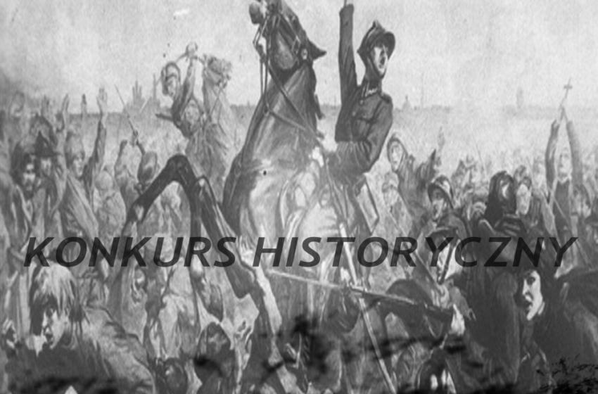 Szkolny konkurs historyczny – 100 rocznica Bitwy Warszawskiej