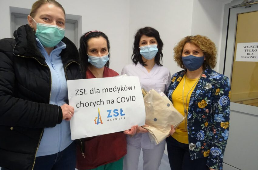 Pomoc dla chorych naCovid 19 – Finał Akcji