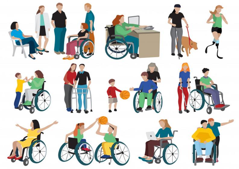 Poradnik savoir – vivre wobec osób zniepełnosprawnością