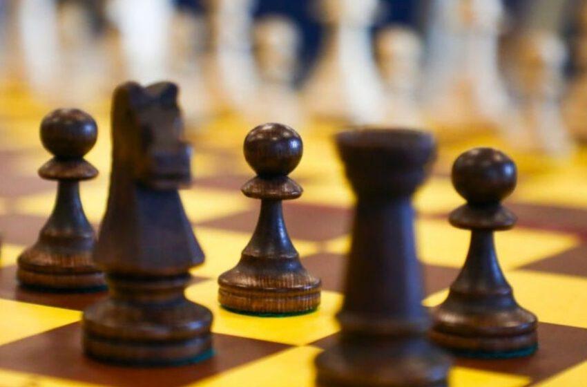 Turniej szachowy oPuchar Dyrektora Szkoły